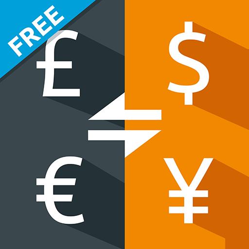 Currency converter - convert money, exchange rates (app)