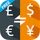 Currency converter free icon