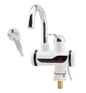 Robinet instant electric incalzire apa. Afisaj digital temperatura.