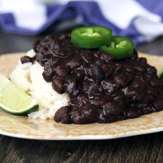 Cuban Black Beans from Scratch