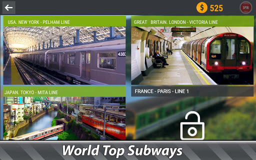 World Subways Simulator screenshots 4