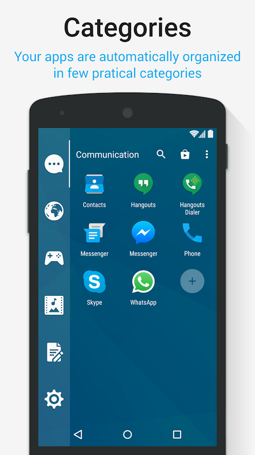 Smart Launcher 3 - screenshot
