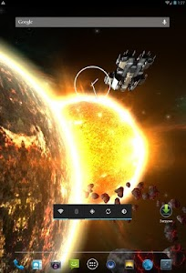 Fire Planet 3D XL screenshot 0