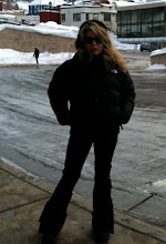 Photo: Adrienne Papp at Sundance 2009