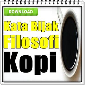 تحميل Kata Bijak Filosofi Kopi Apk أحدث إصدار 11 لأجهزة Android