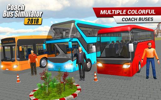 Coach Bus 2018: City Bus Driving Simulator Game 1.0.5 screenshots 2