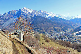 Photo: Bormio&Valfurva - panoramica da Oga-Rutic [ph.Marco COGO - thanks!]_marCO
