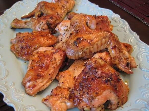 Tarragon Baked Chicken Recipe