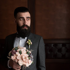 Wedding photographer Egor Ganevich (Egorphotoair). Photo of 14.01.2019