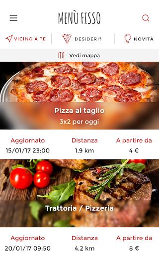 Menù Fisso for PC