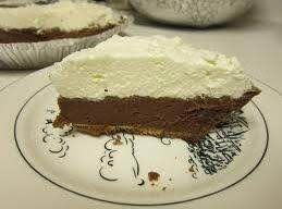 Alese Nixon's Chocolate Cream Pie
