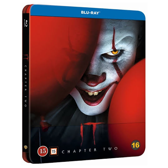 It Chapter Two - Limited Steelbook (Blu-ray)