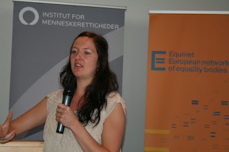 Photo: Signe Hinz Andersen from the Danish Institute for Human Rights