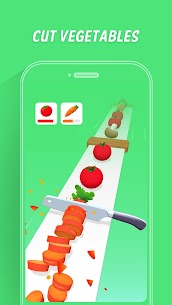 Slice Master: Cut Vegetables MOD (Unlimited Money) 2