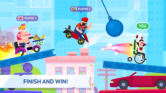 Game Happy Racing APK for Windows Phone