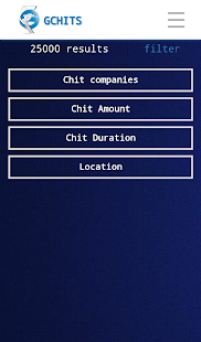 GCHITS - A Platform for Chit Funds - náhled