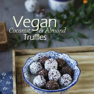 Coconut and Almond Truffles Recipe