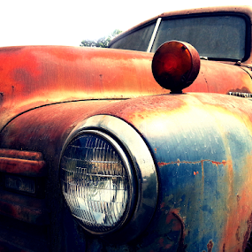by Todd Reynolds - Transportation Automobiles ( old, truck, classic,  )