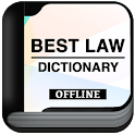 Law Dictionary Offline Pro icon