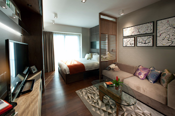 Keneddy Town Serviced Apartment, Hong Kong