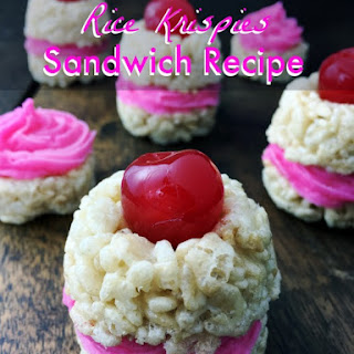 Rice Krispies Treats Valentine's Day