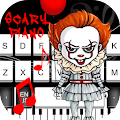 IT Clown Scary Piano Keyboard APK