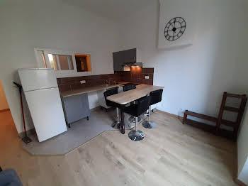 Appartement 2 pièces 34,52 m2