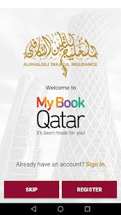 My book - Al khaleej takaful - náhled