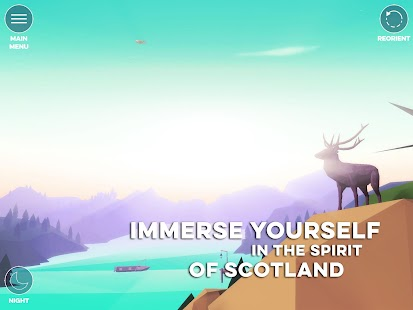 ScotlandVR – A Virtual Tour- screenshot thumbnail