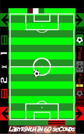 Brazuca Pong Soccer