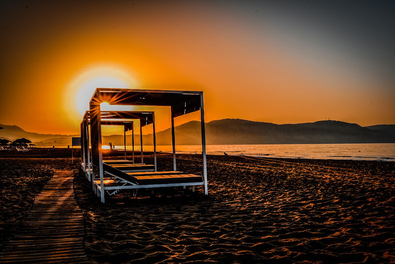 Kretan Summer Sunset di JohnnyGiuliano