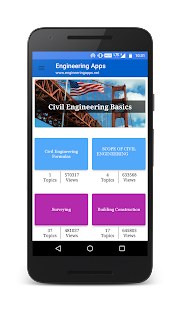 Civil Engineering Basics- screenshot thumbnail
