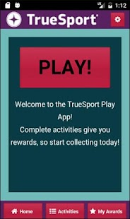 TrueSport Play- screenshot thumbnail