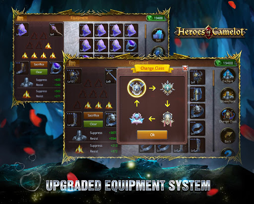 Heroes of Camelot filehippodl screenshot 14