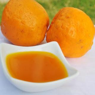 Orange Sauce.