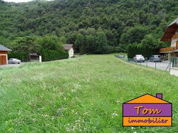terrain à batir à Sainte-Marie-de-Cuines (73)