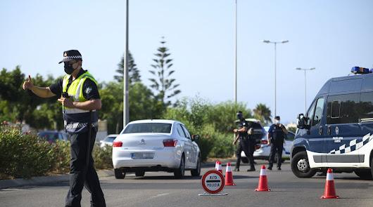 Un cumpleaños con 200 personas y la mascarilla dejan 700 multas en Almería