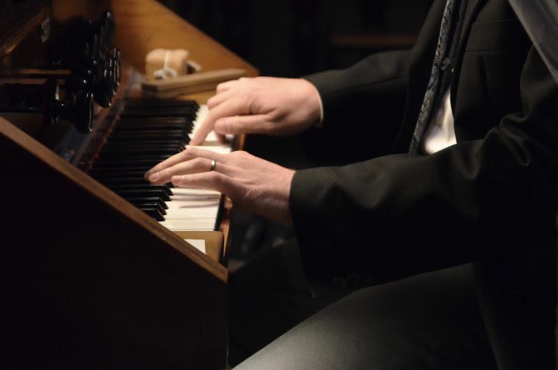 L'organista di kyra