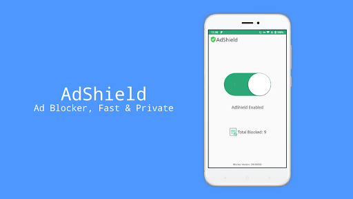 Screenshot for AdShield: Ad Blocker, Fast & Private in United States Play Store