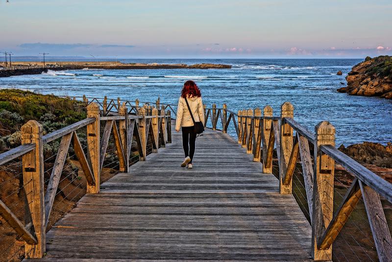 The walk... di Leos