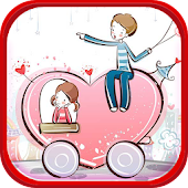Lovers Wallpaper Cute Sweet