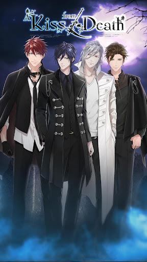 A Kiss from Death: Anime Otome Virtual Boyfriend  screenshots 5