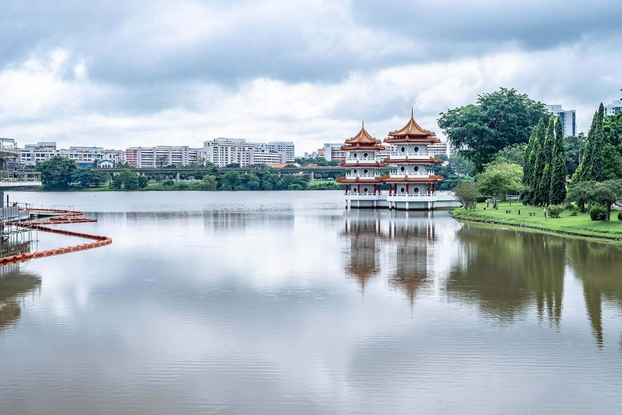 シンガポール チャイニーズ・ガーデン (Chinese Garden) 6