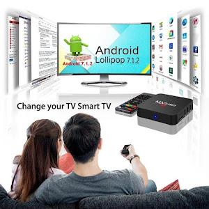Mini PC Android Media Player MXQ PRO UltraHD 4K 8GB ROM