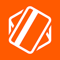 mobile-pocket loyalty cards wallet icon