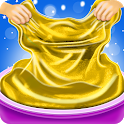 Slime Making Factory : DIY Fluffy Jelly Simulator icon
