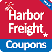 Coupons for Harbor Freight Tools Mod