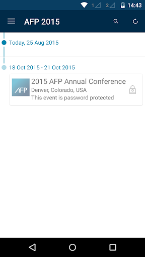 2015 AFP Annual Conference