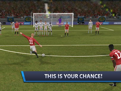 Dream League Soccer 2017 4.10 (Unlimited Coins) MOD Apk + Data 6