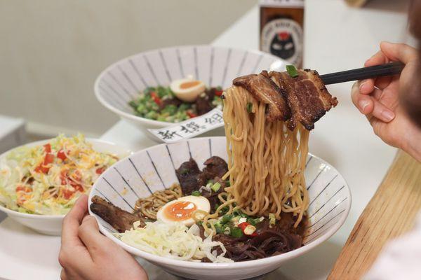 新撰組拉麵-地表最強拉麵,多種餐點品項任你挑選